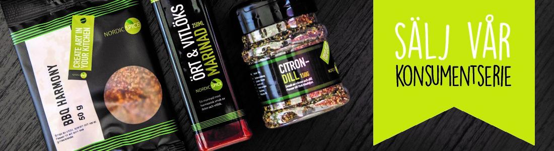 Nordic Spice Kryddor
