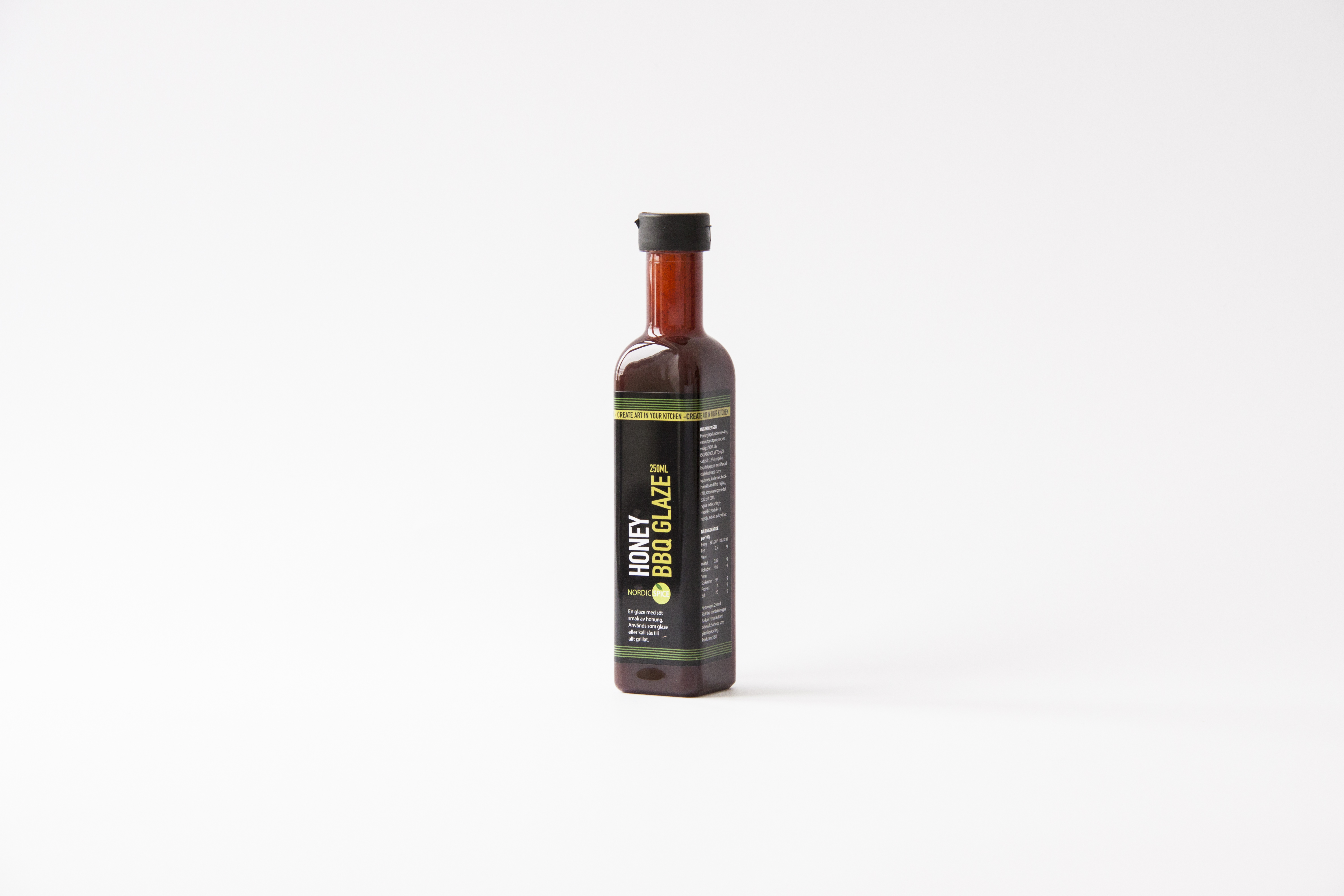 Honey BBQ glaze 250 ml