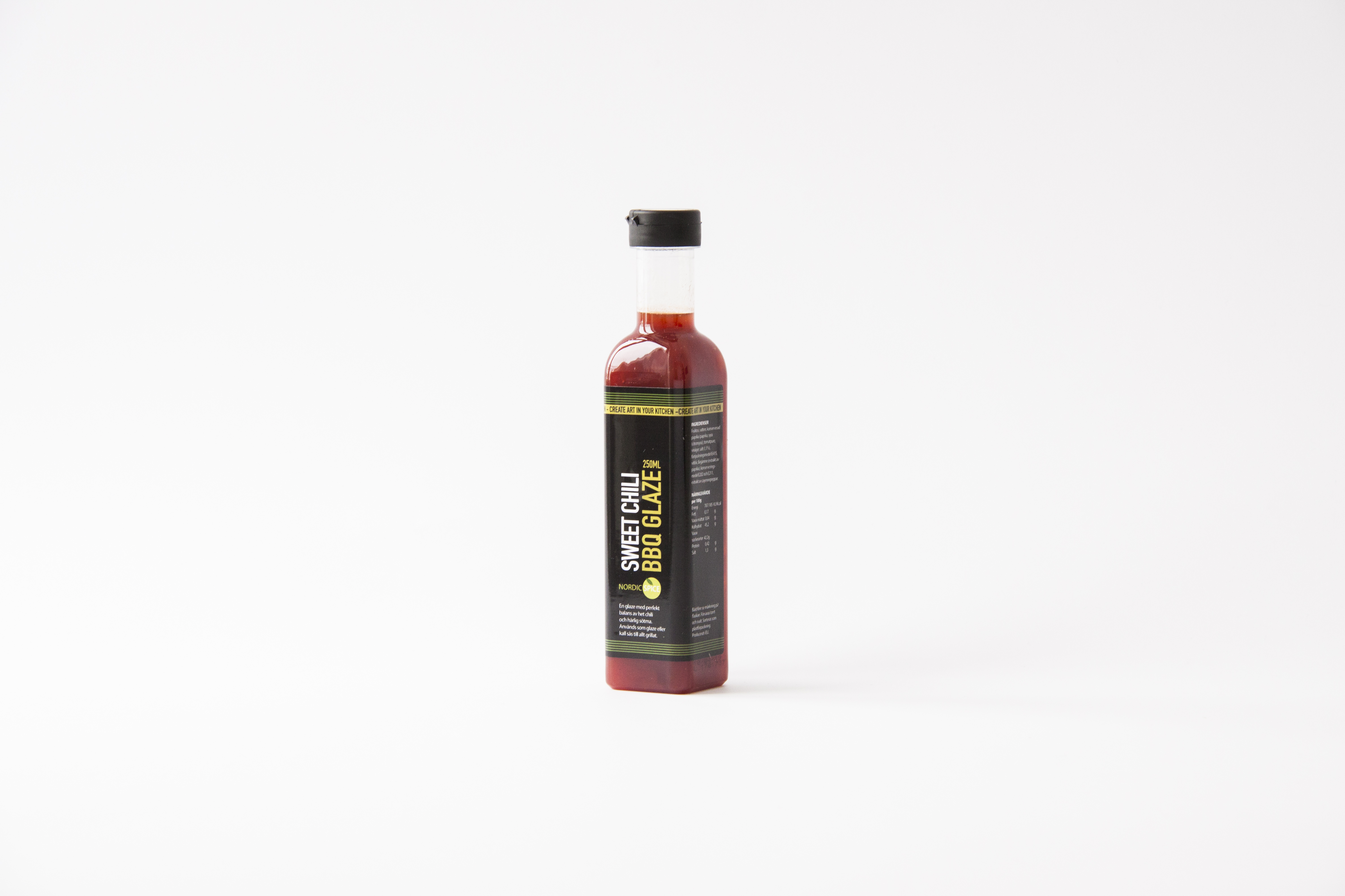 Sweet Chili BBQ glaze 250 ml